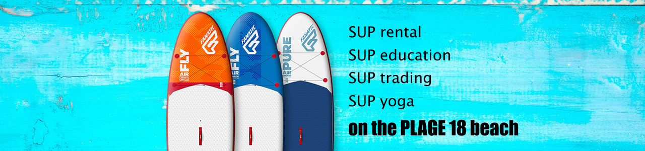 SUP rental, SUP education, SUP yoga